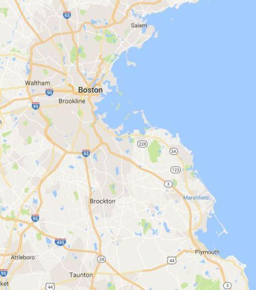 Massachusets, Salem, Boston, Plymouth, Providence, Rhode Island, Roger Williams