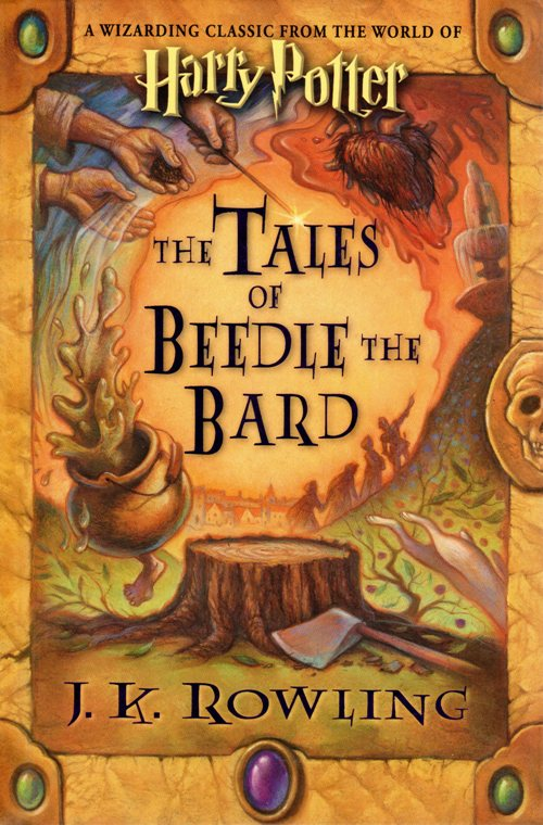 The Tale of Beedle the Bard, J. K. Rowling, Harry Potter