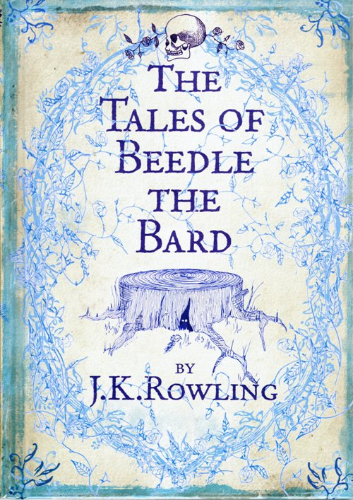 The Tales of Beedle the Bard, UK Edition, J. K. Rowling, Harry Potter