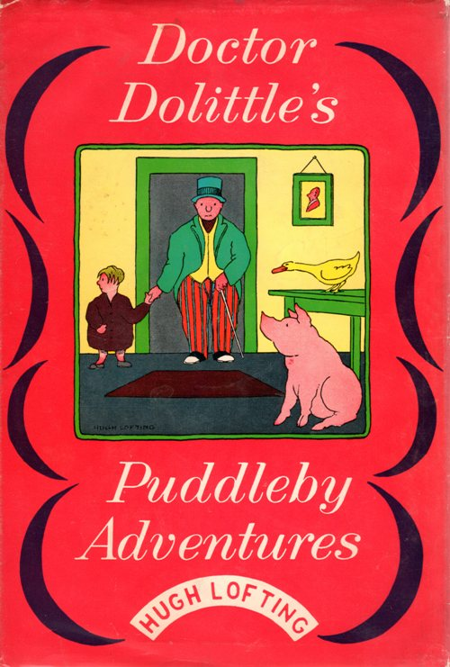 Doctor Dolittle's Puddleby Adventures, Hugh Lofting, Book Series