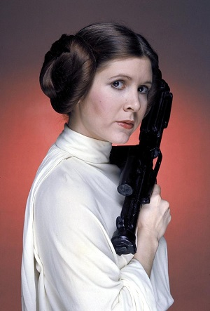 Princess Leia, Carrie Fisher, Star Wars