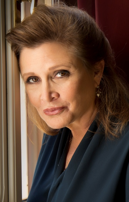 Carrie Fisher, Princess Leia, Star Wars, Death of Carrie Fisher