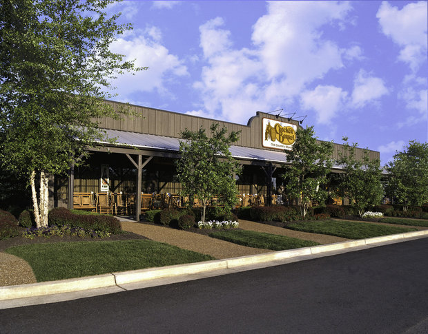 Cracker Barrel, Country Store, Travel Food, California