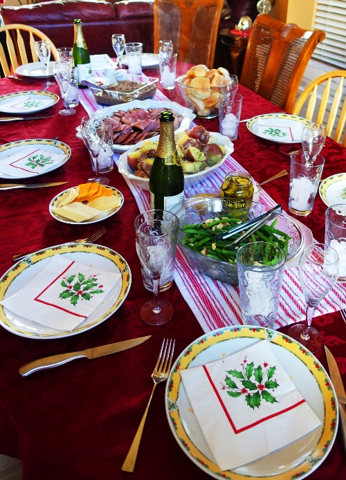 Christmas Feast, Christmas 2016, Holidays