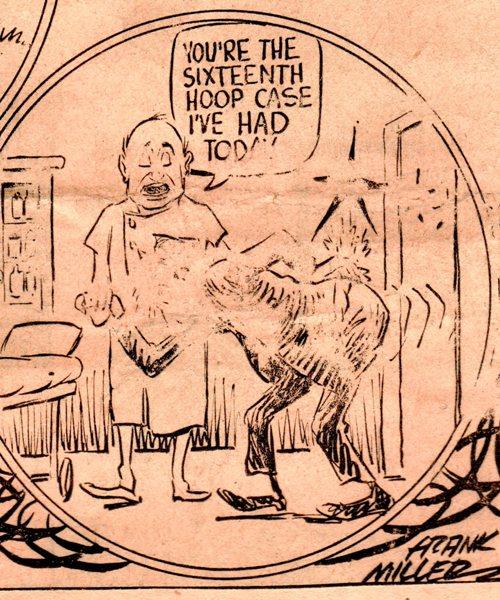 Hula Hoop, Injuries, fad, 1958 fad, Wham-o