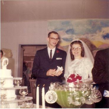 Wedding reception, Frytown, Iowa, wedding anniversary