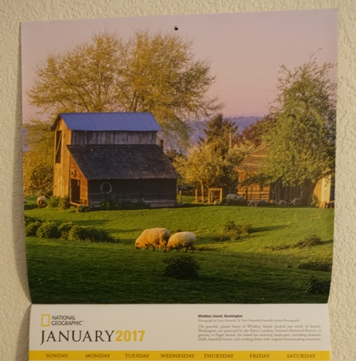 2017 Calendars, National Geographic
