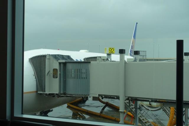 San Francisco Airport, United, 777