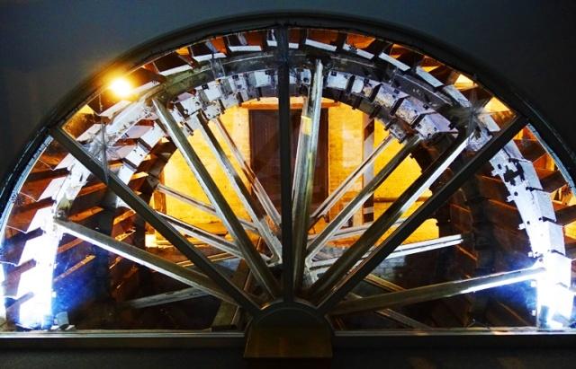 Cuy Mill Cambridge, Stow, Undershot wheel