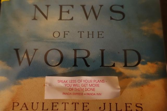 Fortune, News of the World, Julette Jiles