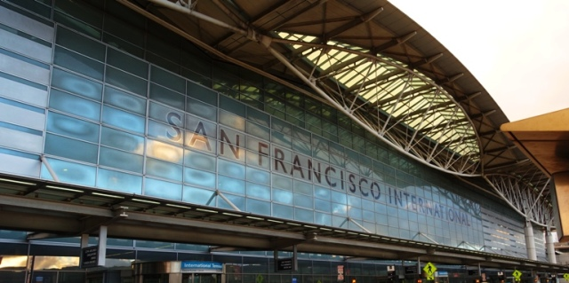San Francisco International Airport, International Terminal, SFO