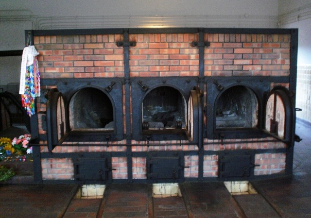 Buchenwald Ovens, Crematorium, Holocaust Remembrance Day