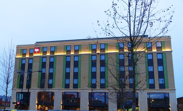 Ibis Hotel, Cambridge, UK, New Hotel