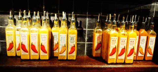 Nando's Sauce Range, Peri-Peri Sauce, Herb to extra-hot