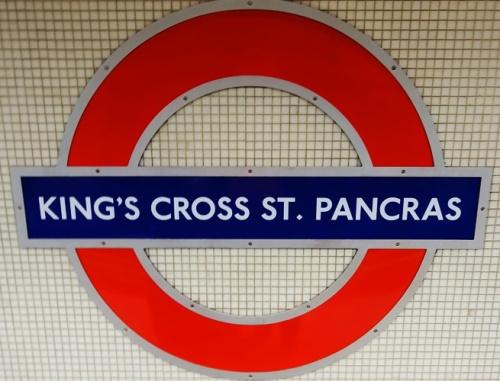 St. Pancras, King's Cross, Subway, London Tube
