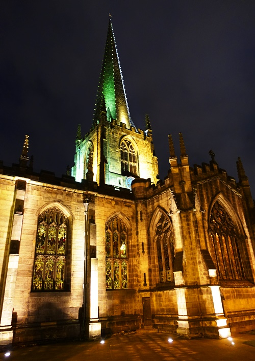 Sheffield Cathedral, Evensong, Church of England