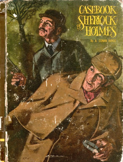 Casebook of Sherlock Holmes, Sir Arthur Conan Doyl, Detective, stories