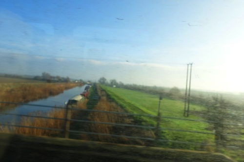 The Fens, Ely, Waterways, Houseboats