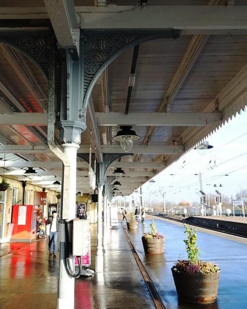 Ely, Train Station, train travel, UK trains