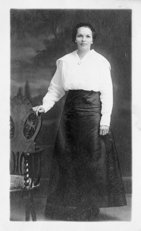 Lottie Grace Cochran, Great Grand Mother, Family Pictures