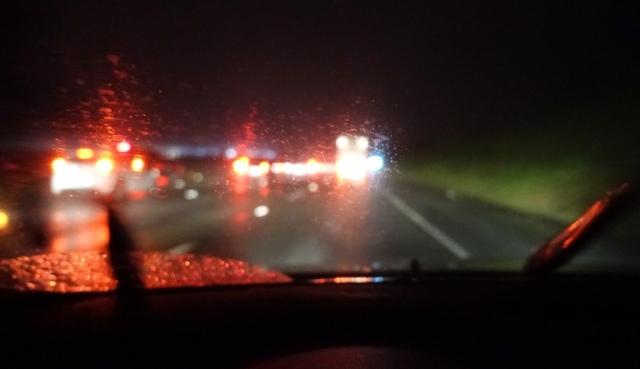 Rain, STorm, California, Windy, Altamont