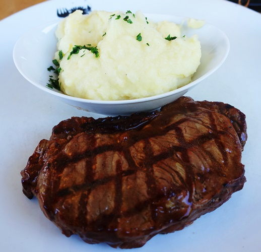 Steak and Potatoes, Sirloin, Ribs and Rumps, Steak