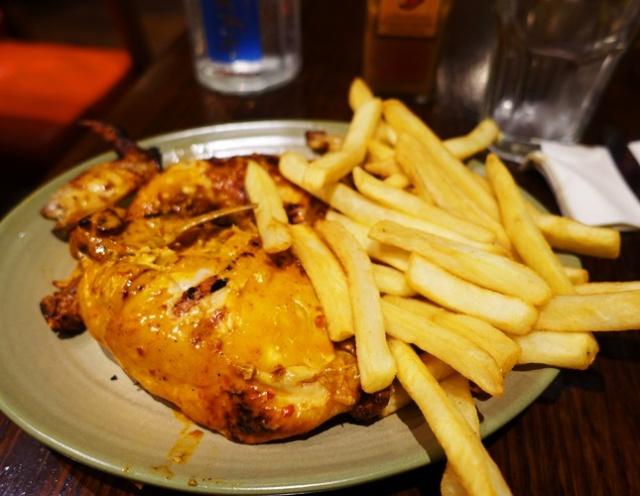 Nando's Half Chicken, Good Food, Nando's Fix, Spicy Chicken