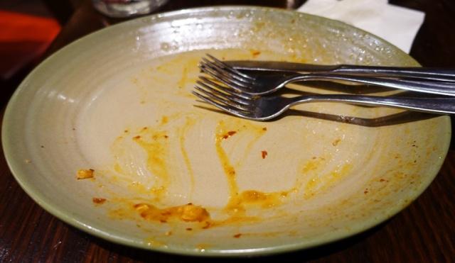 Empty Nando's Plate, Portuguese Chicken, Peri-Peri Sauce, Nando's Fix