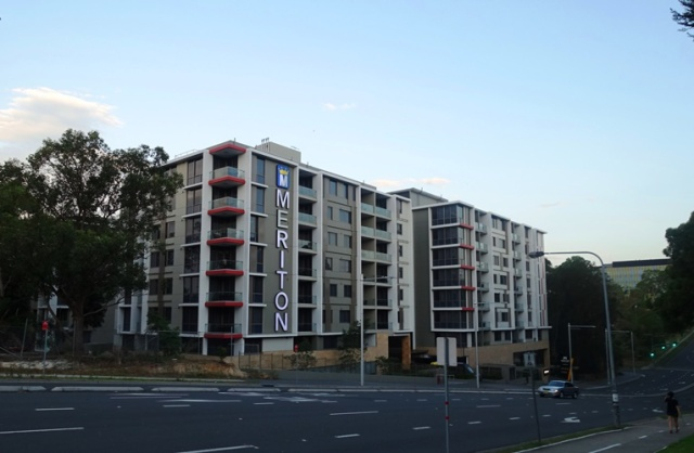 Service Apartment, North Ryde, NSW, Meriton