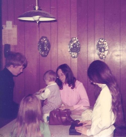 Rick and Glenda, Ottumwa, Memories, 1970's