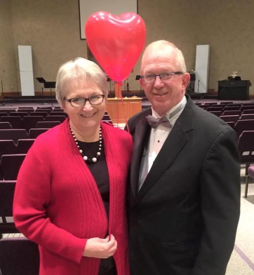 Rick and Glenda, Valentine's Day, Remembering Aunt Glenda