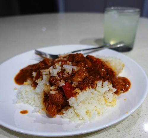 Chicken Tikka Masala, Indian Food, Solo