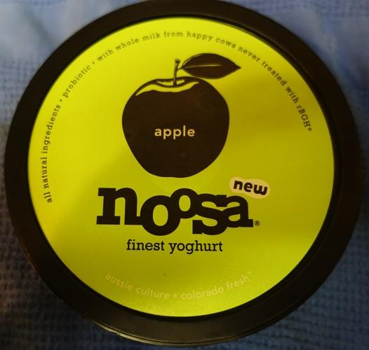 Apple Yoghurt, Noosa Yoghurt, New Flavors, Yoghurt