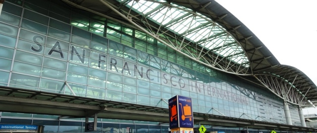 SFO International Airport, San Francisco International Airport
