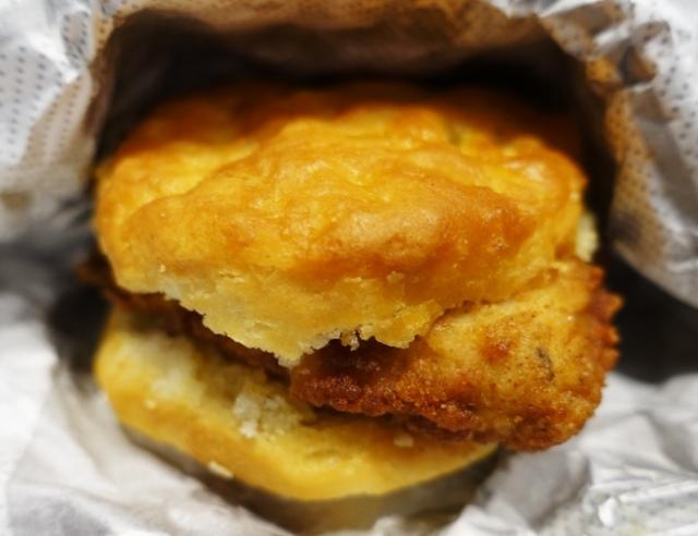 Chicken Biscuit, Chick-fil-A, Breakfast