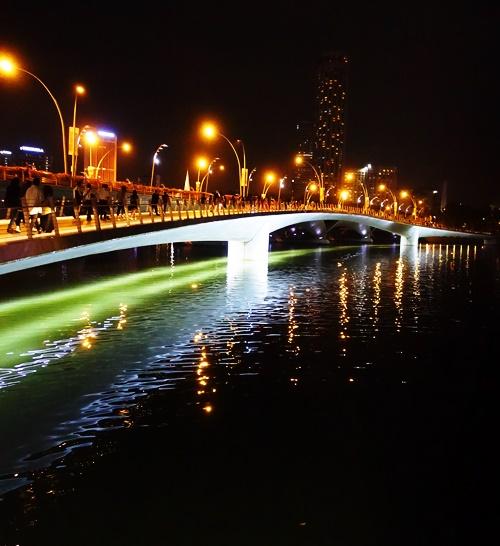 Marina Bay Singapore, Pedestrian Bridge