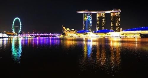 Sands Casino, Singapore, Marina Bay
