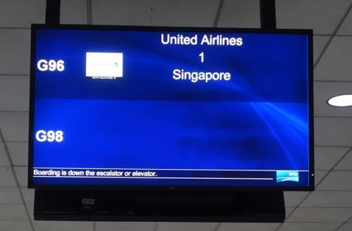 United Airlines Flight 1, UA 1, Longest Flight, SFO to SIN