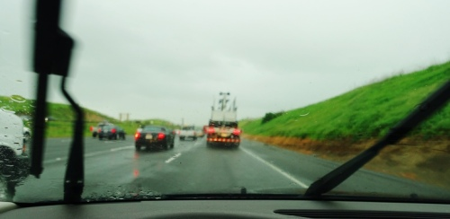 Windshield Wipers, Altamont, commute