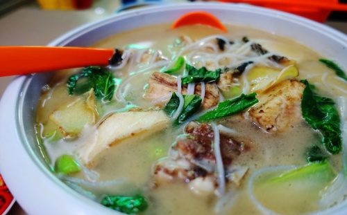 Fish Soup, Singapore, Local Food
