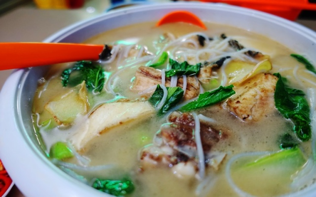 Fish Soup, Singapore, Local Food