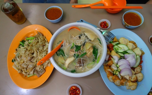 local Food, singapore food, Noodles, Chinese Noodles