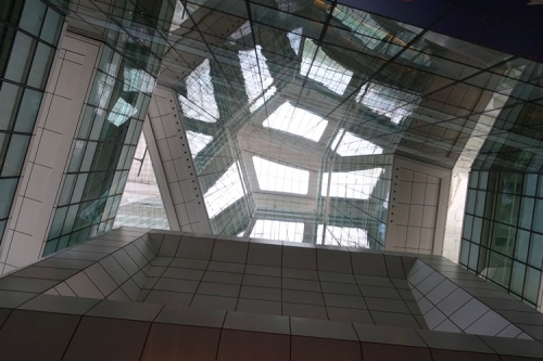 Singapore Library, Architecture