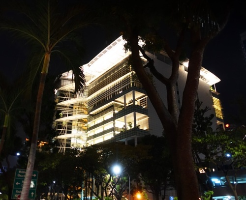 Victoria Street, Singapore, National Library