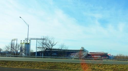Kansas city, Arrowhead, Kaufmann
