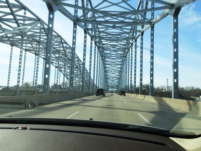 Missouri River Bridges, Jefferson City