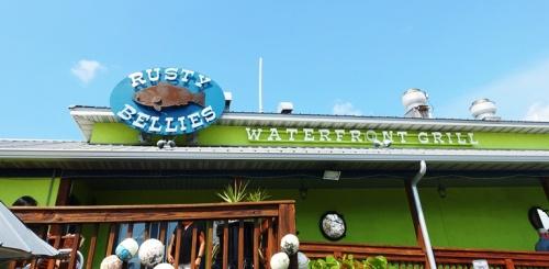 Rusty Bellies, Tarpon Springs, Florida, Sea Food, Restaurant
