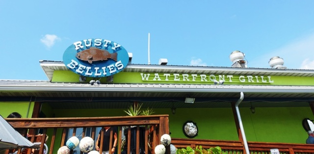 Rusty Bellies, Tarpon Springs, Florida, Sea Food, Restaurant