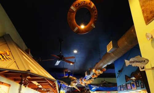 Nautical Theme, Tarpon Springs, Rusty Bellies