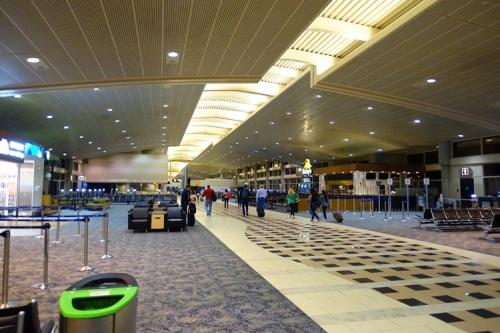 Tampa Airport, Florida
